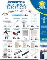 Cuando buscas accesorios y materiales electricos ven a CELASA