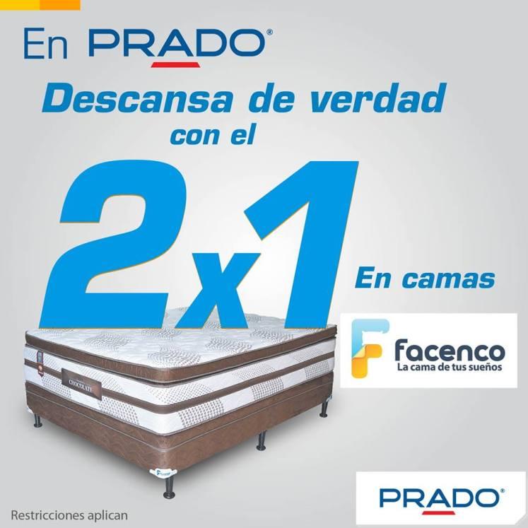 Descanso garantizado con camas FACENCO al 2x1 en PRADO