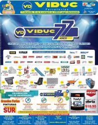 Ferreteria VIDUC con buenas ofertas para tus materiales y herramientas