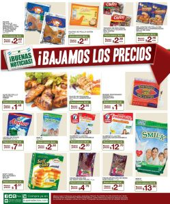 GOOD news low prices SUPER SELECTOS el salvador - 15jun15