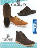GreatLand footwear style and TOBAGO shoes