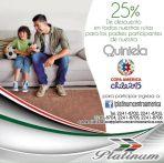 Platinum gambling Copa AMerica chile 2015 quinela