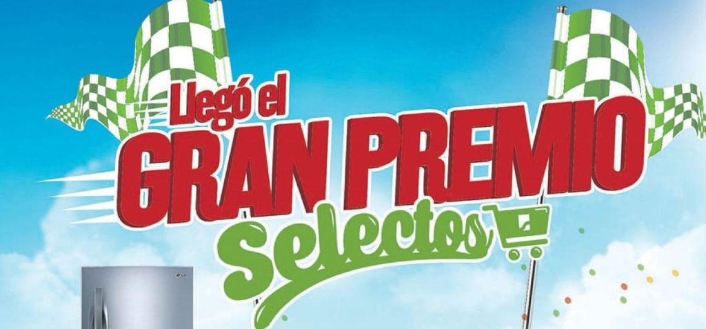 Promocion GRAN PREMIO super selectos