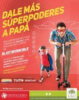 Promocion METROCENTRO papa PAPAS con super poderes