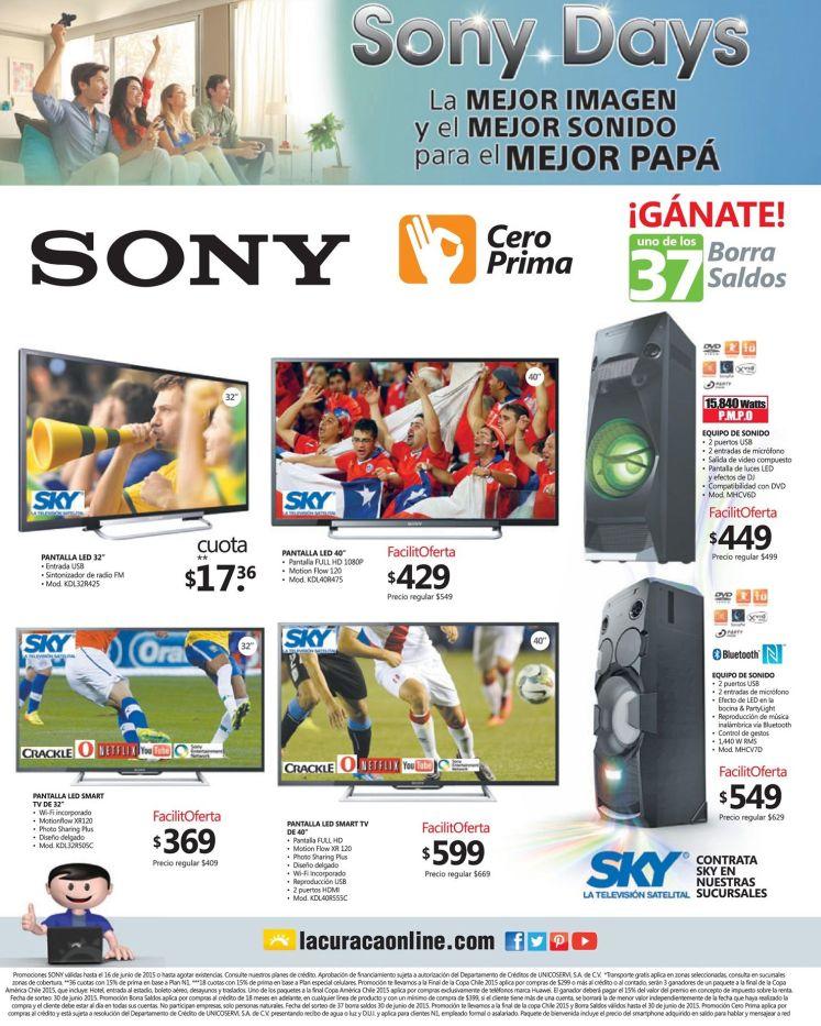 SONY La mejor imagen en pantallas y potencia de audio