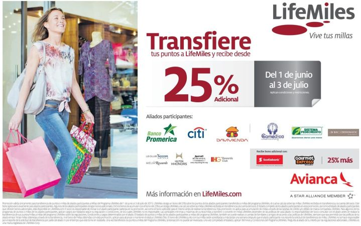 Star ALLIANCE member promocion LIFES MILES