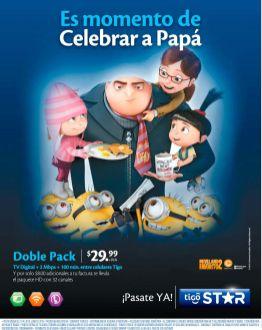 Tigo STAR Momento to celebrate happey FATHERS day