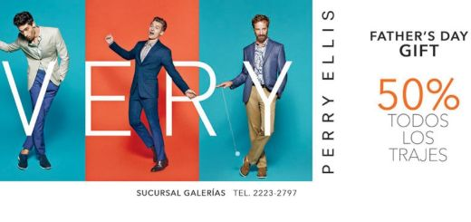 VERY happy on fathers day PERRY ELLIS fashion store