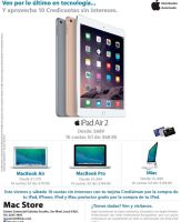 iPAD air deal mac store promotions