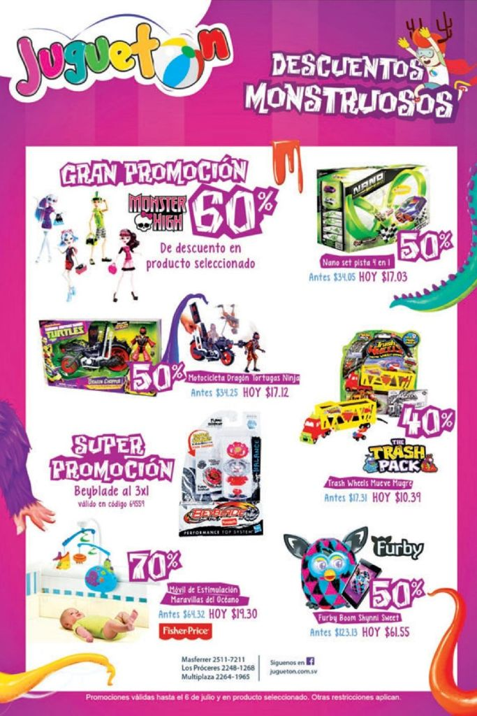 monster Discounts for KIDS TOYS table games and more