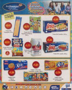 promotion cookies for kids LA DESPENSA de DON JUAN - 26jun15