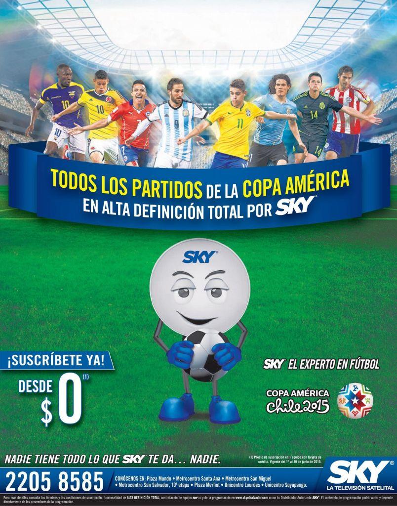 ver los partidos de la copa america en HIGH DEFINITION stream satellital TV