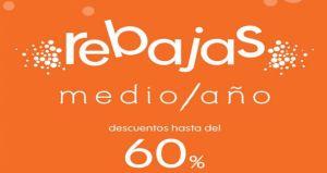 AHORA virnes descubre REBAJAS middle year deals