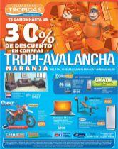 Almacenes Tropigas con 30 OFF descuentos en avalancha - 17jul15
