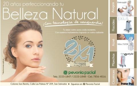 Belleza natural es posible con esta promociones manchas acne arrugas