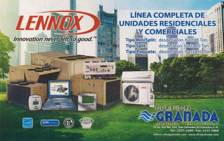 Complete line AIR CONDITIONING supplies engines