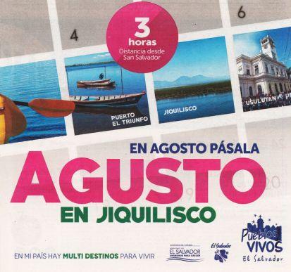 Destinos turisticos mas bonitos EL SALVADOR Bahia de Jiquilisco