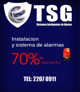 Discounts security alarms installation quality system TSG