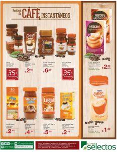 Especialidades de cafe caliente a tu alcance PROMOCIONES selectos - 17jul15
