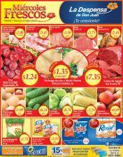 Este dia es para comprar en la despensa de don juan - 01jul15