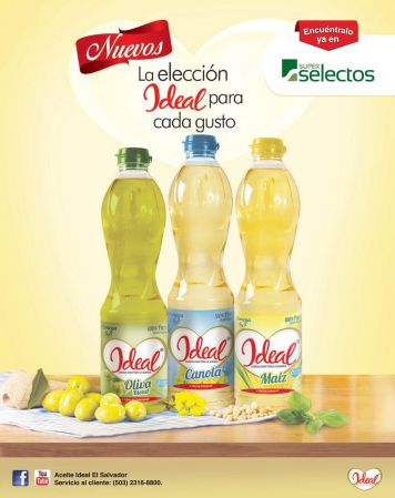 Ideal oil olive virgin