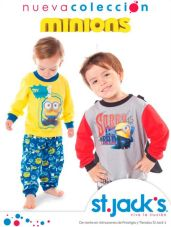 MINIONS and Despiable ME new collection for KIDS appareal wear