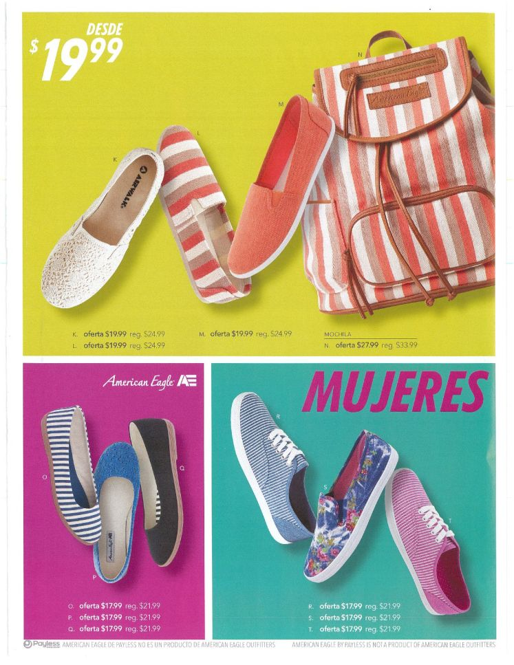 PAYLESS All champions shoes OFFER - pag3