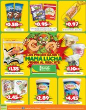 Ricos helados y sorbetes en promocion despensa familiar - 31jul15