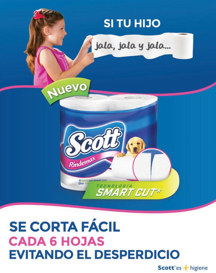 SCOTT rindemax tecnologia SMART CUT
