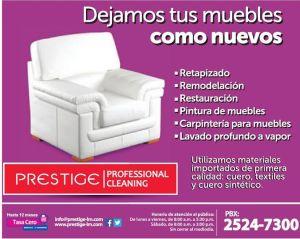 Soluciones para la limpieza y restauracion de muebles