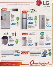VIVE tu vida en tu hogar con LG electrodomesticos