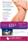 Vanquish beauty treatment THERMOSLIM galvanic mesoterapias y masajes