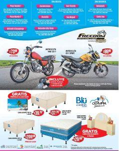 llegaron las motos FREEDOM a WAY con super precios