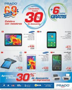 Celebra de las promociones de aniversario de PRADO - 17ago15