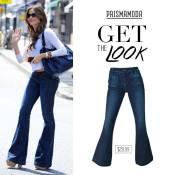 GET the look Pantalones estilo campana