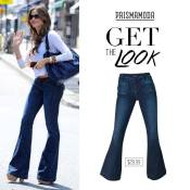 GET the look Pantalones estilo campana