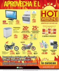 HOT WEEKEND La Curacao promociones para aprovechar - 28ago15