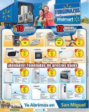 Los FURGONAZOS de ofertas WALMART ahora disponibles en san miguel - 14ago15