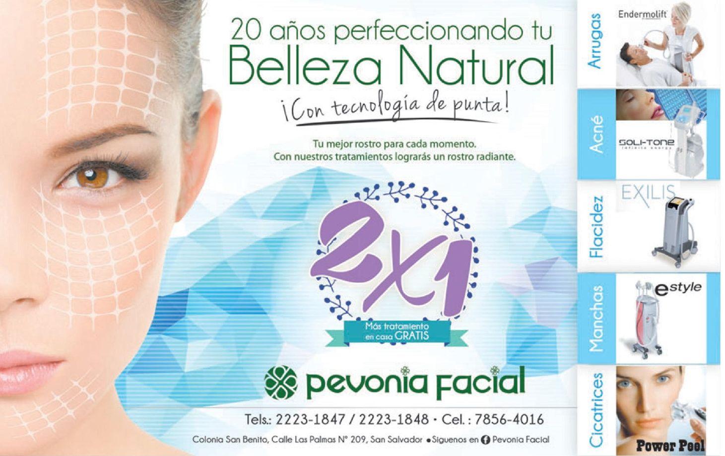 Los mejores tratamientos de belleza facial PROMOCIONES