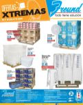 PALLET plastic products great deals FREUND ferreteria