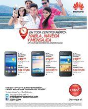 Planes SIN LIMITES con los mejores celulares CLARO