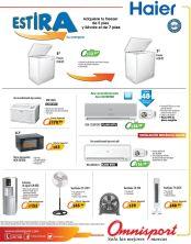Soluciones en aires enfriamiento HAIER electric home devices by OMNISPORT