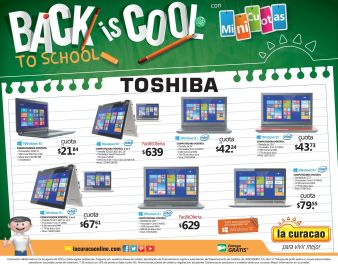 Toshiba laptops deals WINDOWS 10 compatible