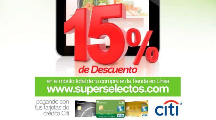ahora descuentos online en supermercados y almacenes 31ago15