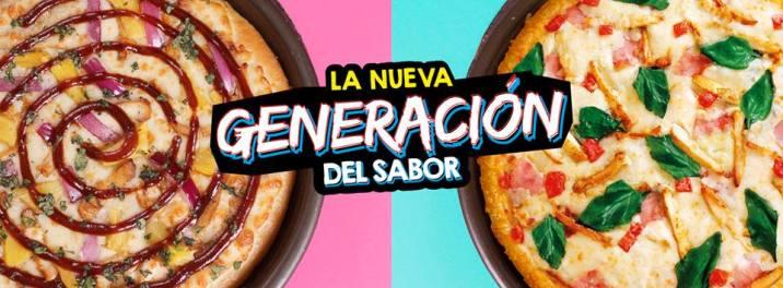 la generacion del sabor pizza hut