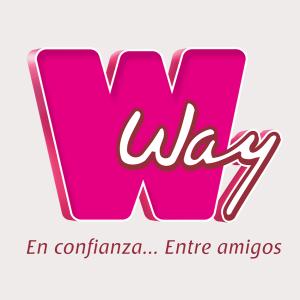logo agencias way el salvador