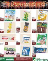 Aqui estan las ofertas SUPER irressistibles del selectos - 29sep15