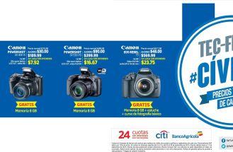 CANON deals camera professionals