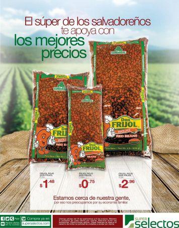 DON FRIJOL con los mejores precios para el pueblo salvadoream