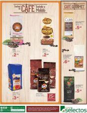 Deleitate y disfruta de tu cafe favorito en ofertas selectos - 28sep15